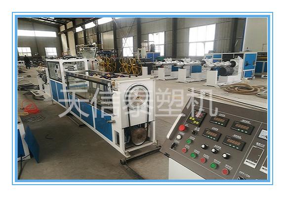 PVC预应力波纹管生产线