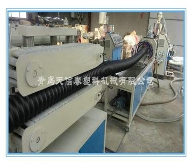 PE碳素螺旋管生产线