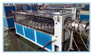 碳素螺旋管生产线的技术特点及工艺流程