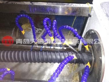 盖州预应力塑料波纹管设备