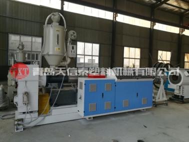 沈阳PE供水管生产线