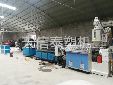 碳素波纹管生产设备